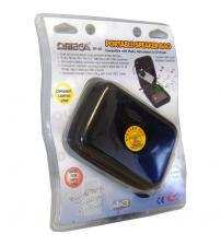 Omega 08960 SP-60 Portable Speakers Bag for iPod Mp3 Mp4 CD Player