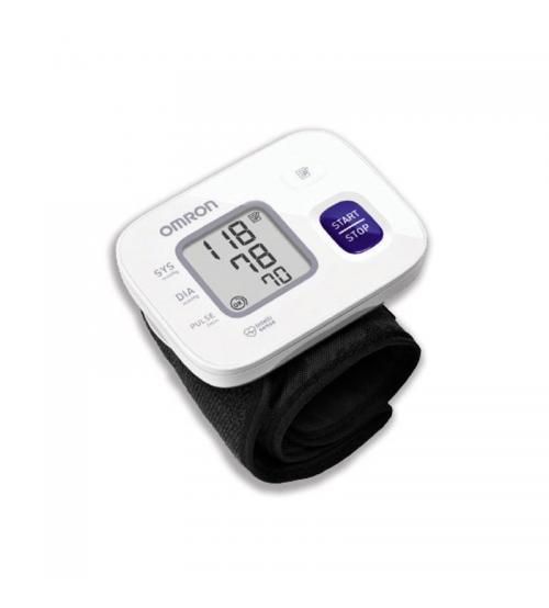 Omron HEM-6161-E RS2 Wrist Blood Pressure Monitor