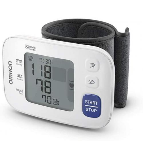 Omron HEM-6181-E RS4 Wrist Blood Pressure Monitor