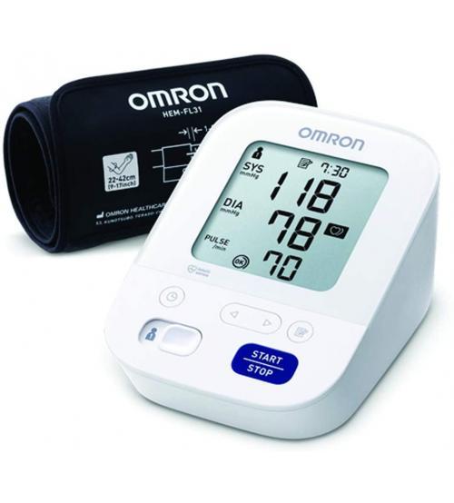 Omron HEM-7155-E M3 Upper Arm Blood Pressure Monitor