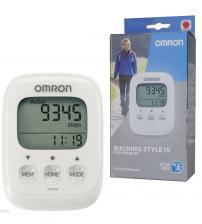 Omron HJ325-EW Walking Style IV Step Counter - White