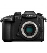 Panasonic Lumix DC-GH5 4K UHD 20.3MP Wi-Fi Compact System Camera UK Spec + Warranty (No Import)