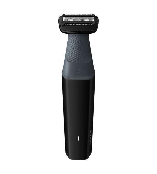 Philips BG3010-13 Series 3000 Showerproof Men's Body Groomer - Black