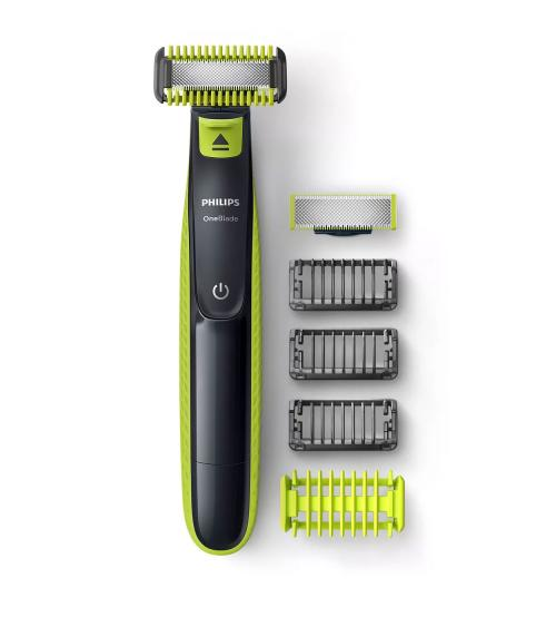 Philips QP2620-65 OneBlade Face and Body Electric Trimmer