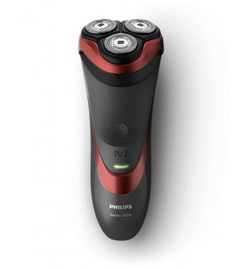 Philips S3580-06 Series 3000 Wet & Dry Men's Electric Shaver with Pop-Up Trimmer