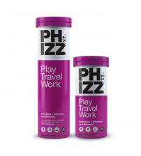 Phizz The Combo - Rehydration + Vitamin and Minerals Tablets (The Original & The Petite) - Apple & Blackcurrant