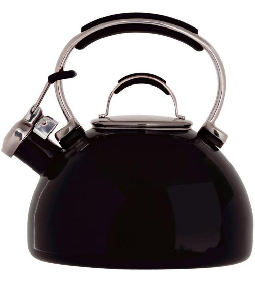 Prestige 51450 2L Whistling Kettle - Black