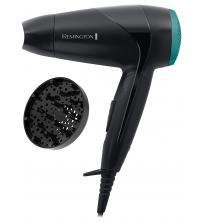 Remington D1500 2000W Compact Travel Hair Dryer and Diffuser