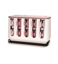 Remington H9100 Proluxe Heated Jumbo Hair Rollers - Rose Gold