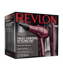 Revlon RVDR5230UK Frizz Control Hair Styling Set