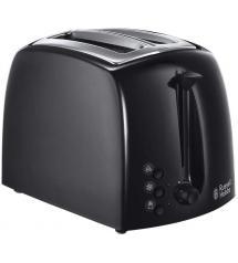Russell Hobbs 21641 2 Slice Textures Toaster - Black