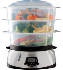 Russell Hobbs 23560 3 Tier 1000W 10.5L Digital Food Steamer
