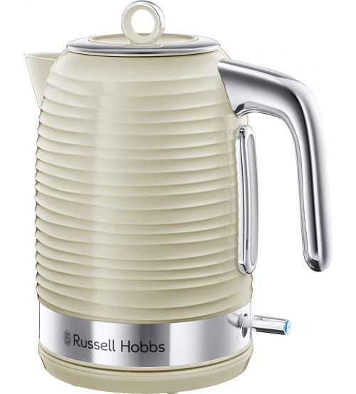 Russell Hobbs 24364 1.7 Litre 3000 Watt Inspire Electric Kettle - Cream