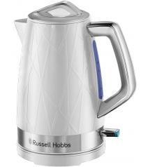Russell Hobbs 28080 3000W Structure Electric Kettle - White