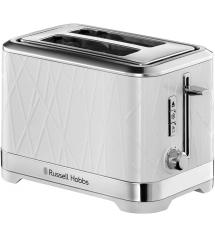 Russell Hobbs 28090 Structure 2 Slice Toaster - White