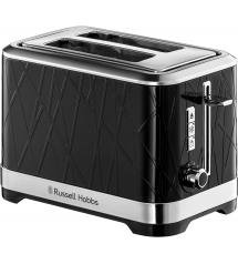 Russell Hobbs 28091 Structure 2 Slice Toaster - Black