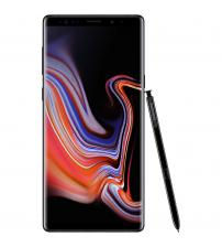 """Samsung Galaxy Note9 Android 6.4"""" 4G LTE 128GB Smartphone with S Pen - Midnight Black"""