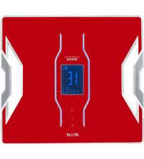 Tanita RD953RD Bluetooth Connected Smart Scale with Body Composition Monitor - Red