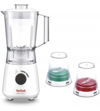 Tefal BL2A3142 1.5L 400W Blendeo Table Blender - White