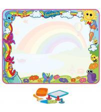 Tomy 72772 Super Rainbow Deluxe Aquadoodle Drawing Set