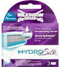 Wilkinson Sword 7000060G Women Hydro Silk Blades 3S