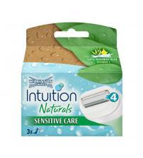 Wilkinson Sword 70000710 Intuition Naturals Sensitive Ladies Razor