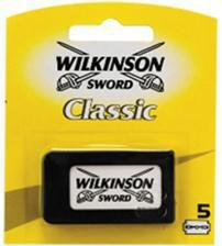 Wilkinson Sword 7000112Z Mens Classic 5 Double Edge Blades