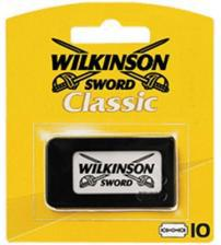Wilkinson Sword 70000115Z Mens Classic 10 Double Edge Blades
