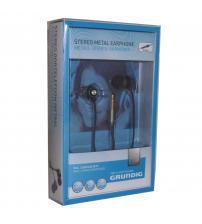 Grundig 48567 Stereo Metal Earphones