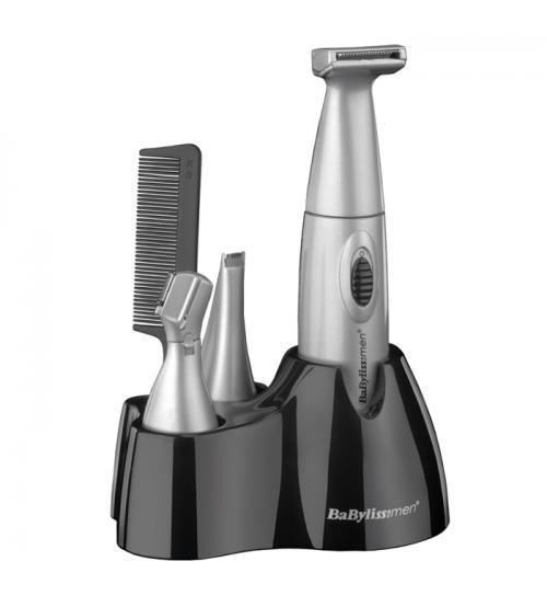Babyliss 7040CU 6 in 1 Personal Grooming Kit for Men
