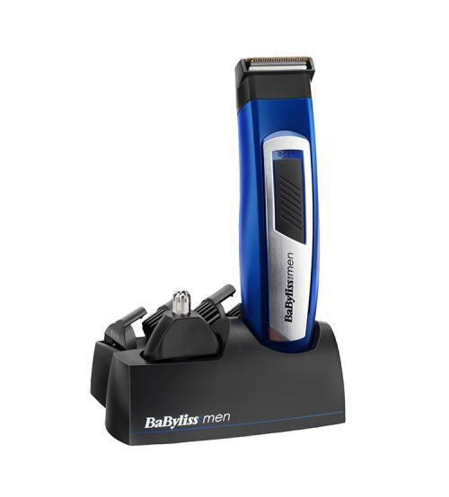BaByliss 7057U For Men Professional 6-in-1 Grooming Kit